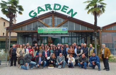 """Garden in Festa"", Domenica imperdibile all'Eco Services di Giuseppe Traini"