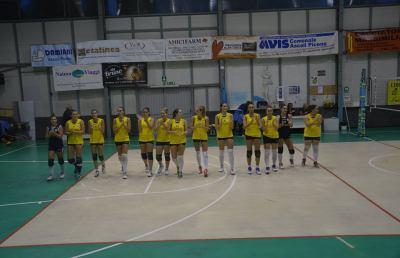 Volley: un'altra sconfitta per la Libero Volley, la squadra è chiamata a reagire