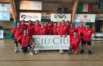 Ciu Ciu Volley Offida, parte la nuova stagione contro l'Isernia