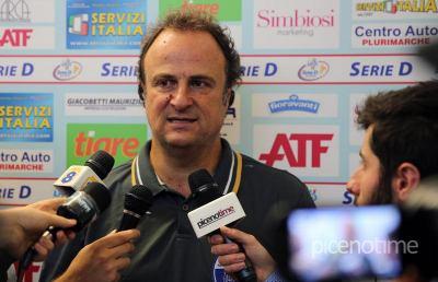 Monticelli, Stallone: ''A Fermo per vincere. Gonfiata la questione sponsorizzazioni''