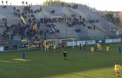 Fermana-Monticelli 2-1, highlights