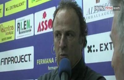 Monticelli, Stallone post Fermana: ''Arbitraggio indegno per questa categoria''