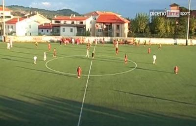 Olympia Agnonese-Amiternina 0-2, highlights