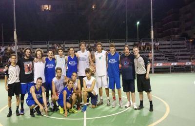 Porto San Giorgio, successo di pubblico per il torneo estivo di basket