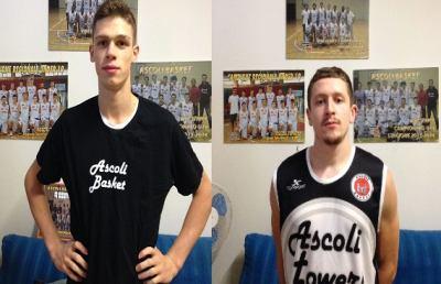 Ascoli Basket, sfiorata la vittoria nella prima trasferta stagionale a Montegranaro