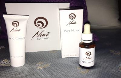 Bava di lumaca ed effetto anti-aging con i prodotti Nuvò Cosmetics