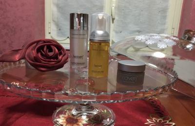 Skincare con i prodotti Heaven Deborah Mitchell per una pelle effetto seta
