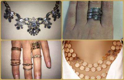 Tendenze moda: ''collane gioiello'' e bijoux che completano l'outfit