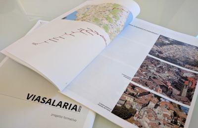 Progetto ''ViaSalaria'', arteria di comunicazione che unisce Adriatico e Tirreno
