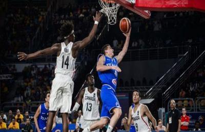 Basket, Italia Under-19 travolta dal Canada nella finale mondiale