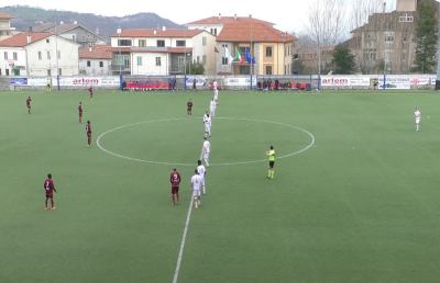 Olympia Agnonese-Vastese 2-0, highlights e voci Dell'Oglio-Colavitto post gara