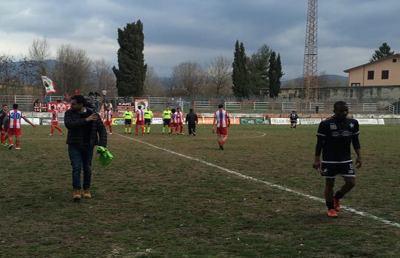 Nerostellati-Vis Pesaro 0-3, highlights e voci Zavarella-D'Amore post gara