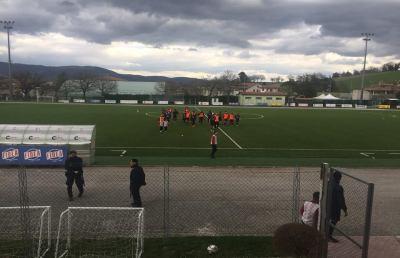 Matelica-Francavilla 2-2, highlights e voci Tiozzo-Iervese post gara