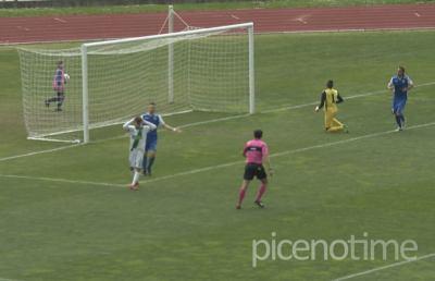 San Marino-Castelfidardo 1-0, highlights e voce Nappello post gara