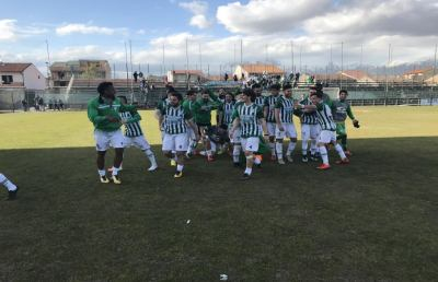 Avezzano-Campobasso 1-0, highlights