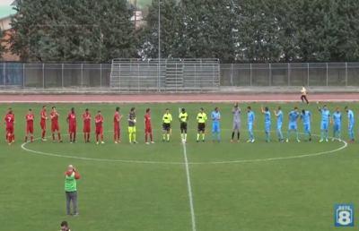Fabriano Cerreto-Pineto 1-3, highlights e voci Monaco-Amaolo post gara