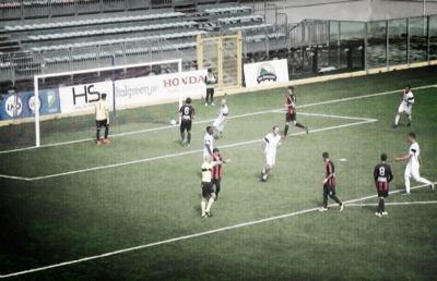L'Aquila-Campobasso 4-1, highlights e voci Battistini-Leone post gara