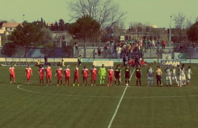 San Nicolo-Avezzano 2-2, highlights e voci Montani-Giampaolo post gara