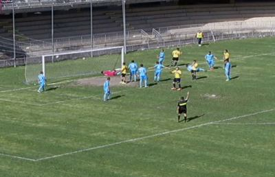 Campobasso-Pineto 1-2, highlights