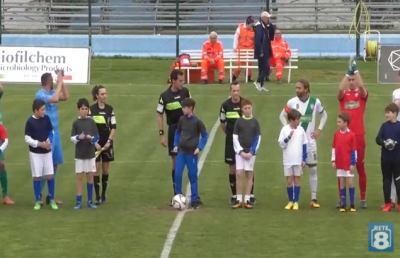 Pineto-Castelfidardo 2-0, highlights e voci Amaolo-Brocco post gara