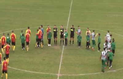 Avezzano-Recanatese 3-0, highlights e voci Giampaolo-Alessandrini post gara
