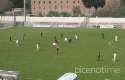 Jesina-Olympia Agnonese 2-1, highlights e voce Di Donato post gara