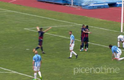 San Marino-L'Aquila 2-3, highlights e voci Medri-Battistini post gara