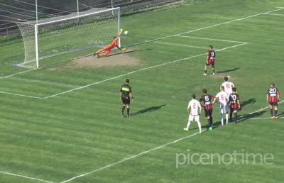 Campobasso-Vastese 1-0, highlights