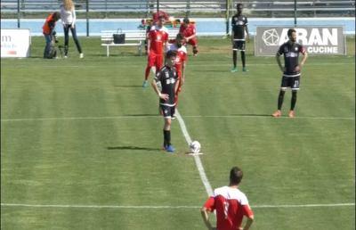 San Nicolò-Nerostellati 3-0, highlights e voci Montani-Di Corcia post gara
