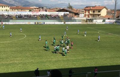 Avezzano-San Marino 2-0, highlights e voci Giampaolo-Medri post gara