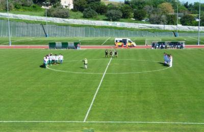 Castelfidardo-Jesina 1-1, highlights e voci Vagnoni-Bedetti post gara