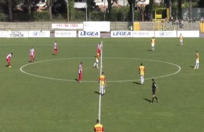 Francavilla-Vis Pesaro 0-2, highlights e voci Iervese-D'Amore post gara