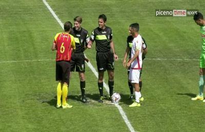 Vastese-Recanatese 1-4, highlights e voci Colavitto-Alessandrini post gara