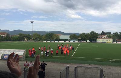 Matelica-San Marino 2-1, highlights e voci Tiozzo-Medri post gara