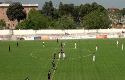 Jesina-L'Aquila 0-1, highlights e voci Di Donato-Battistini post gara