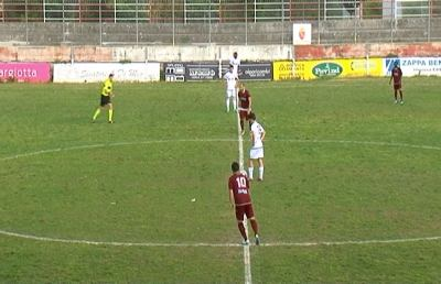 Nerostellati-Olympia Agnonese 1-1, highlights e voci Di Corcia-Di Meo post gara