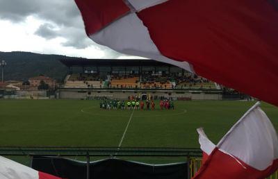 Avezzano-Matelica 1-0, highlights e voci Giampaolo-Tiozzo post gara