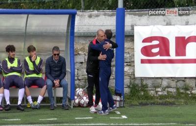 Olympia Agnonese-Sangiustese 2-1, highlights e voce Colaizzo post gara