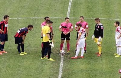 Campobasso-Jesina 3-2, highlights