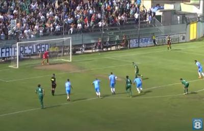 Avezzano-Pineto 0-2, highlights e voci Giampaolo-Amaolo post gara