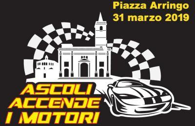 Automobilismo, in Piazza Arringo torna il suggestivo evento ''Ascoli Accende i Motori''