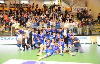 Pallavolo Serie A2, la GoldenPlast Potenza Picena batte Grottazzolina e vola in semifinale