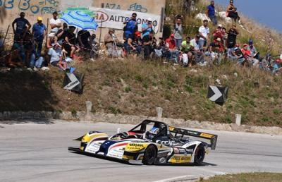 CIVM, vittoria con record per Faggioli alla 61esima edizione della Monte Erice