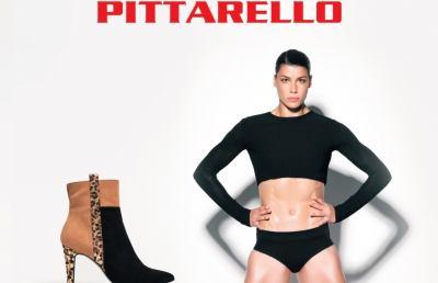 Atletica leggera, la bella sambenedettese Cipolloni testimonial dell'azienda Pittarello