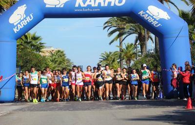 Atletica leggera, a Grottammare incoronati i campioni nazionali giovanili della marcia
