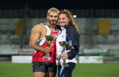 Atletica leggera, grande successo a Macerata per il Campionato Regionale Under 14