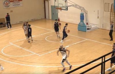 Pallacanestro Serie D, highlights Ascoli Basket-Sporting Porto Sant'Elpidio 85-84