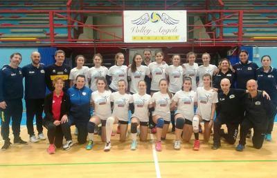 Volley Angels Project, ragazze nel progetto della F.I.P. per la qualificazione tecnica giovanile