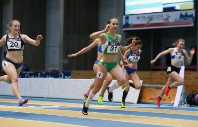 Atletica leggera, boom di presenze al Palaindoor di Ancona per la due giorni di meeting