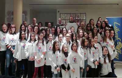 Libero Volley e Fainplast, progetto di solidarietà per permettere allenamenti gratuiti alle ragazze